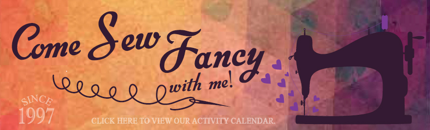Sew Fancy Calendar